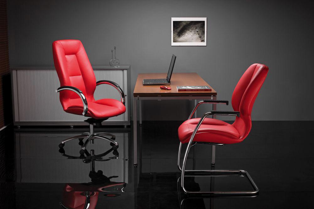 Кресло офисное в Ашане
