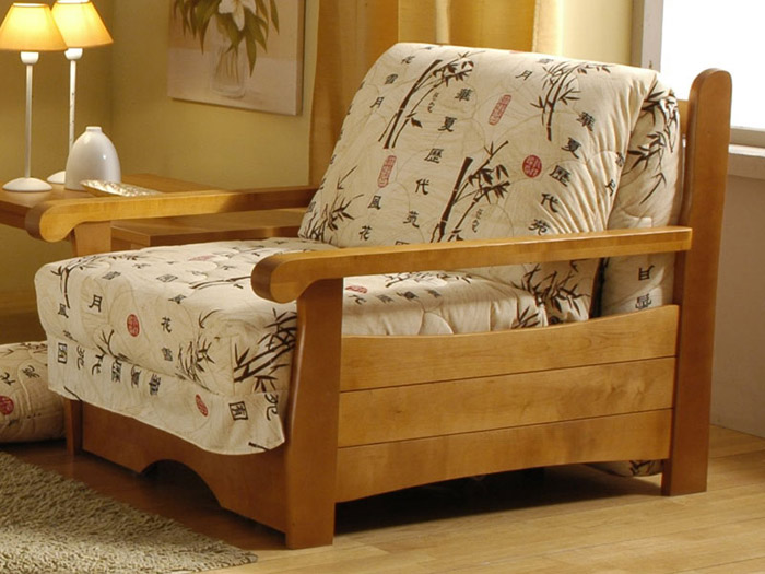 Кресло-кровать в Ашане