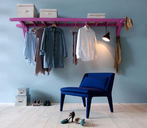 Вешалка для одежды в Ашане